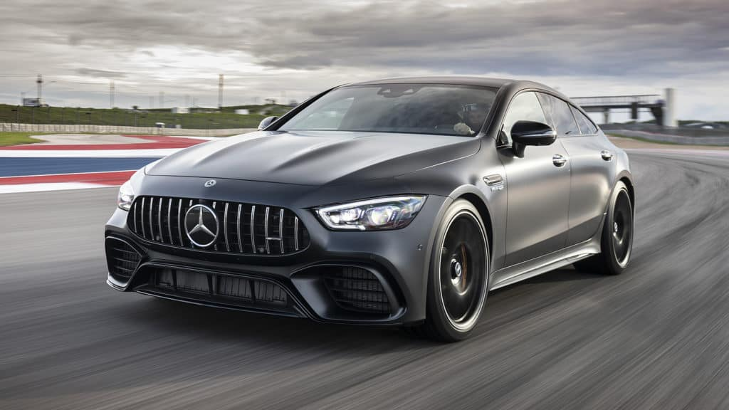 2020 AMG GT Models