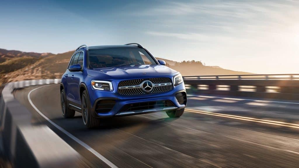 2021-Mercedes-Benz-GLB-SUV-Blue