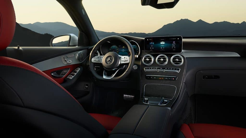 2021-Mercedes-Benz-GLC-SUV-Interior