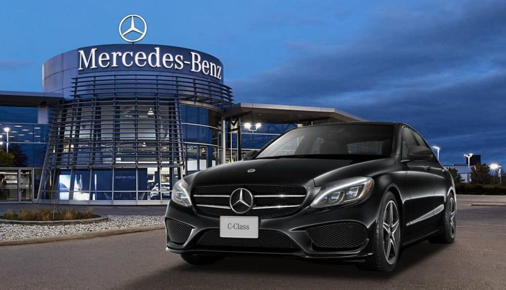 Mississauga's One-day C-Class Sale