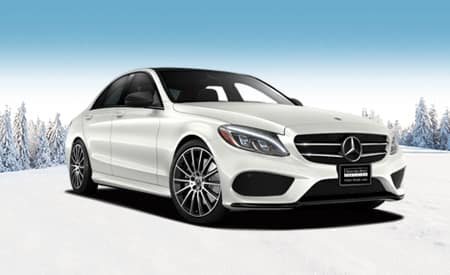 2015-2017 Certified <br>Pre-Owned C-Class