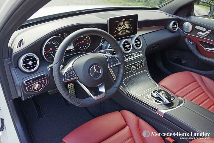 2016 Mercedes-Benz C 300 4MATIC Sedan Road Test Review