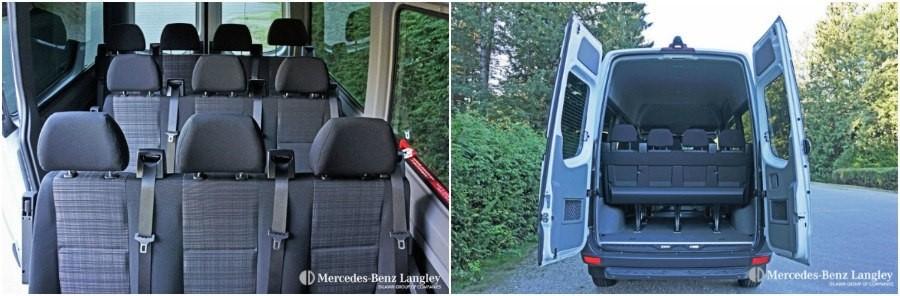 2016 Mercedes-Benz Sprinter 2500 Passenger Van