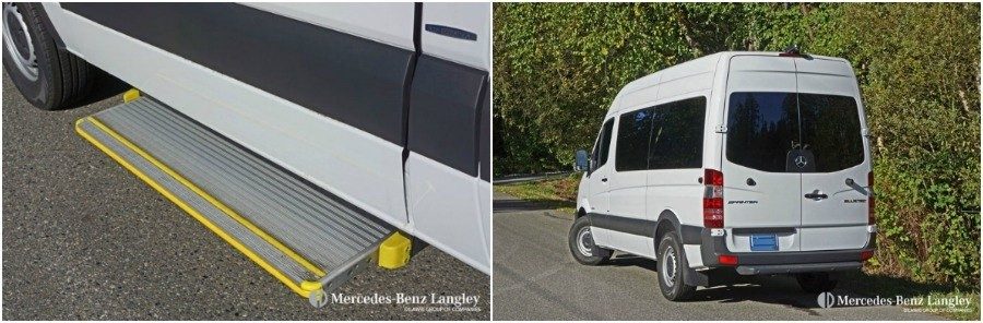 2016 Mercedes-Benz Sprinter 2500 Passenger Van Road Test