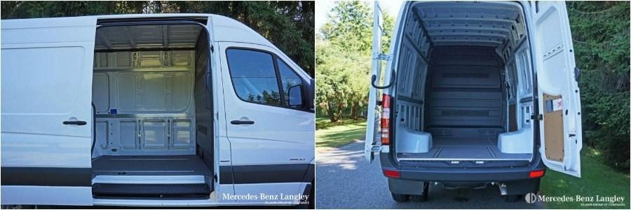 2016 Mercedes-Benz Sprinter 3500 Cargo Van Road Test Review
