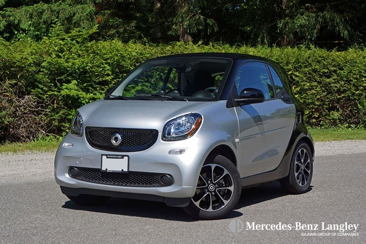 Mercedes Smart Car >> 2016 Smart Fortwo Coupe Passion Twinamic Dct Review