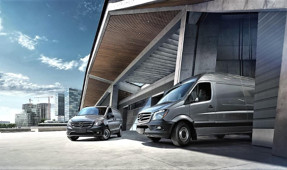 Four mercedes benz vans earn vincentric best fleet value for Top mercedes benz dealerships
