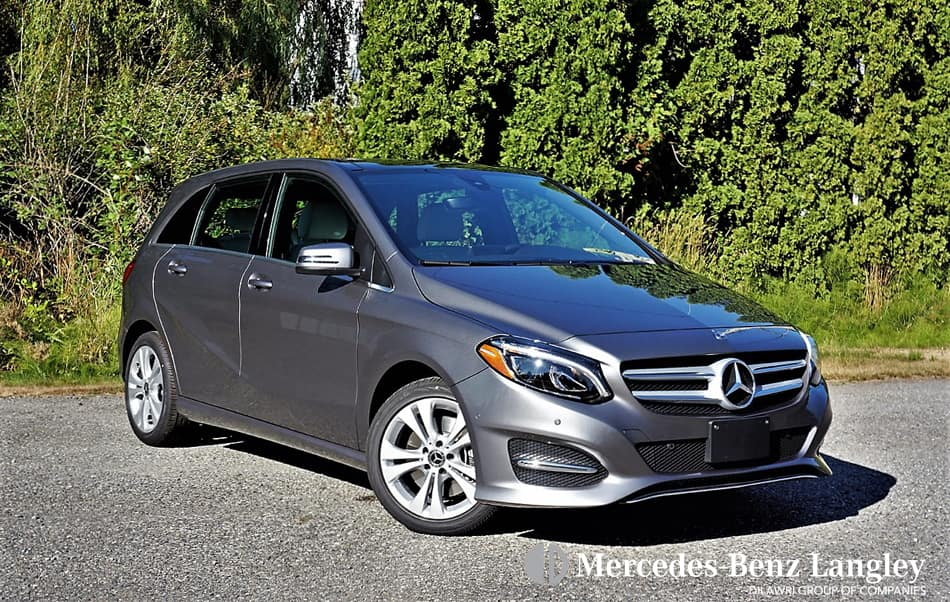 2018 mercedes benz b 250 4matic sports tourer road test for How much is b service on mercedes benz