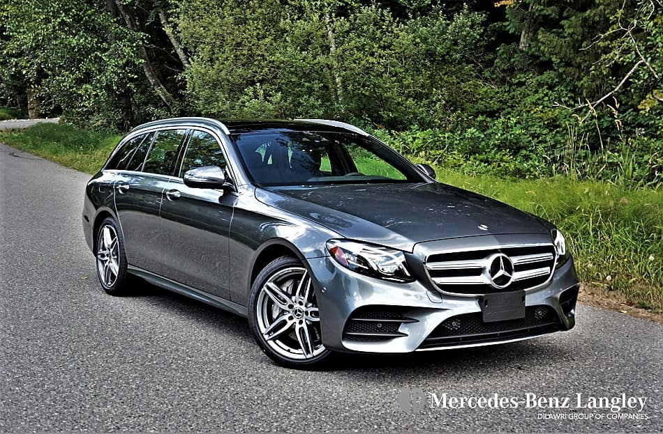 2018 mercedes benz e 400 4matic wagon road test mercedes for Mercedes benz e400 wagon