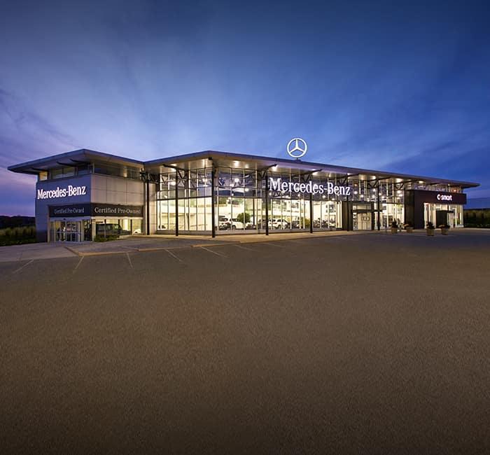 Mercedes-Benz Dealership In Vaughan