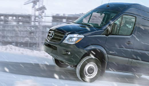 Winter Tires Packages for Vans