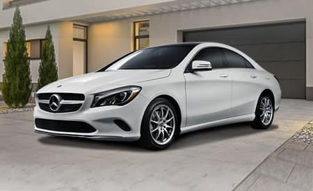 2018 CLA 250 4MATIC Coupe