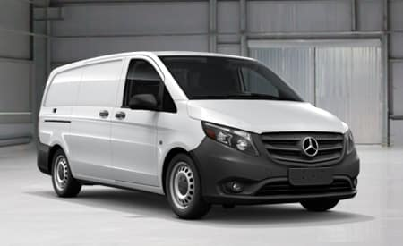 2019 Metris Cargo Demo Vans
