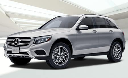 Well-equipped 2019 GLC 300 4MATIC with Premium & Sport Packages