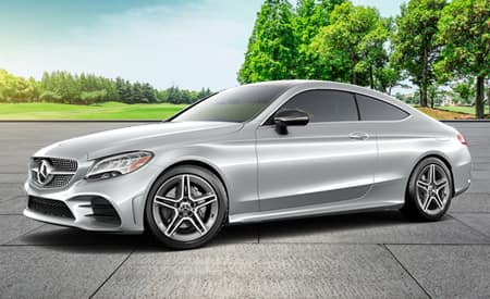 2019 C 300 4MATIC Coupe