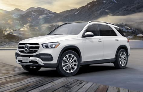 2021 GLE 350 4MATIC SUV