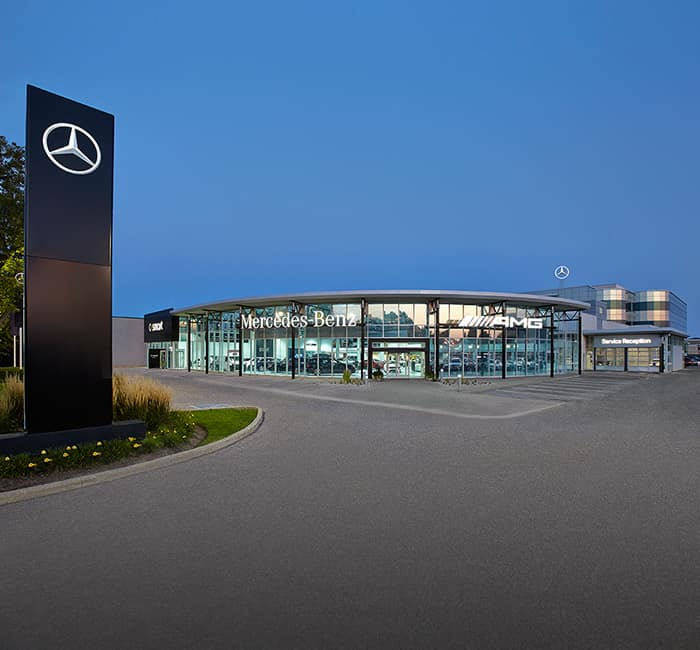 mercedes benz midtown toronto mercedes benz dealership