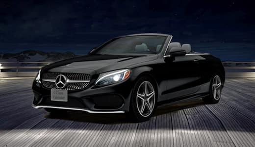 2017 C 300 4MATIC Cabriolet (Demo)