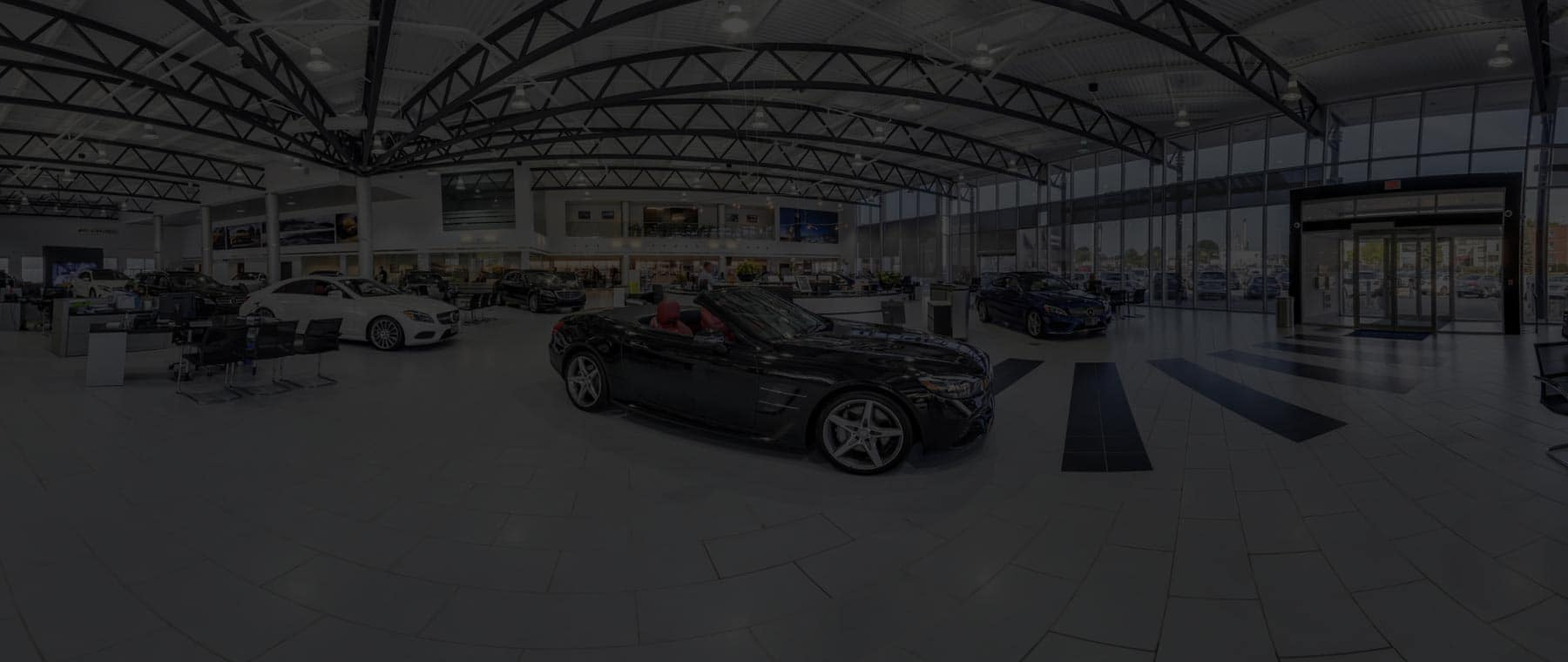 Mercedes benz midtown toronto mercedes benz dealership for Mercedes benz winter event commercial