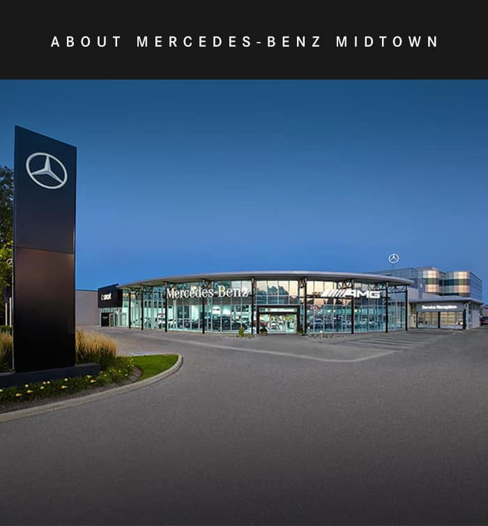 Mercedes Benz Midtown Toronto