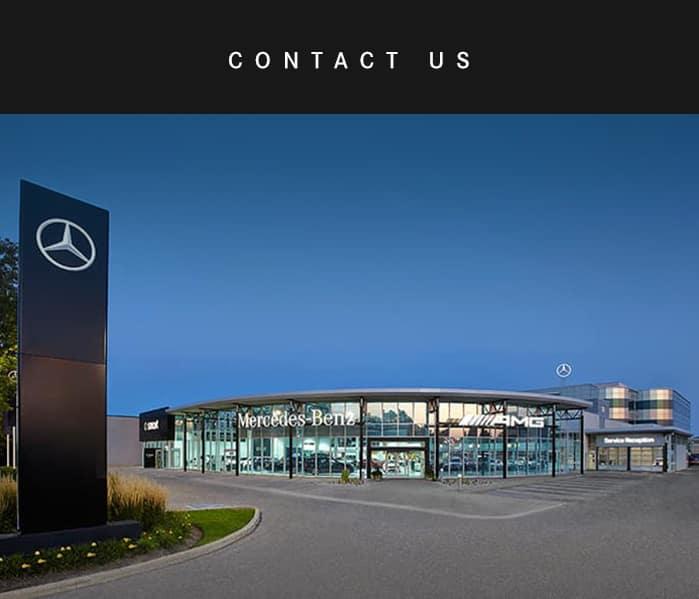 Contact Us Mercedes-Benz Midtown Toronto 849 Eglinton Ave