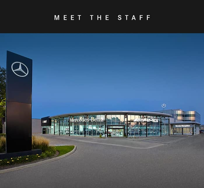 About us meet our staff mercedes benz midtown toronto for Mike schmitz mercedes benz dealership