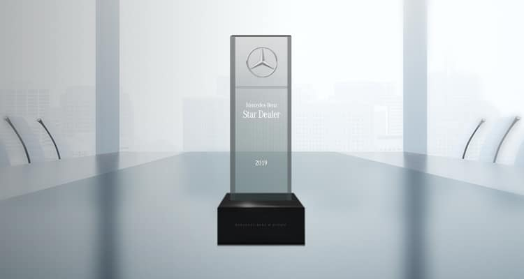 69eeef63f2 Mercedes-Benz Canada is pleased to announce its 2019 Star Dealers  the top  11 dealerships among the company s national network of 59 retail locations.