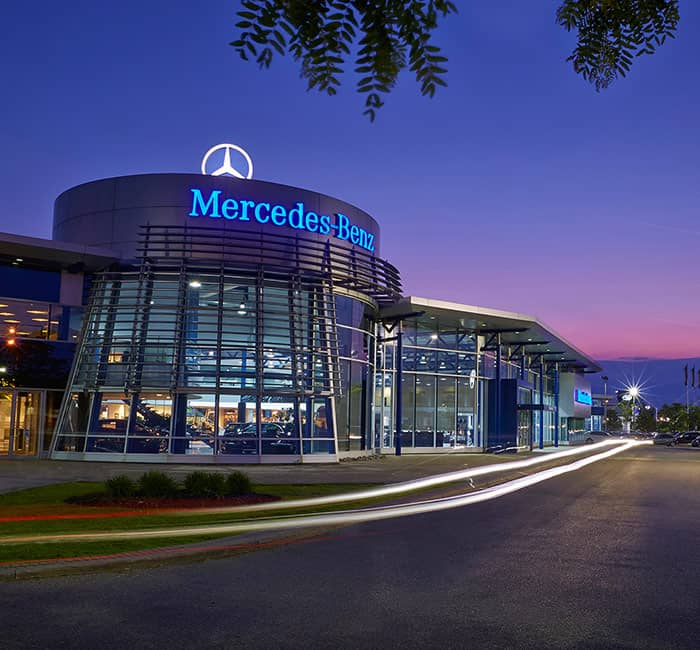 Mercedes-Benz Dealership In