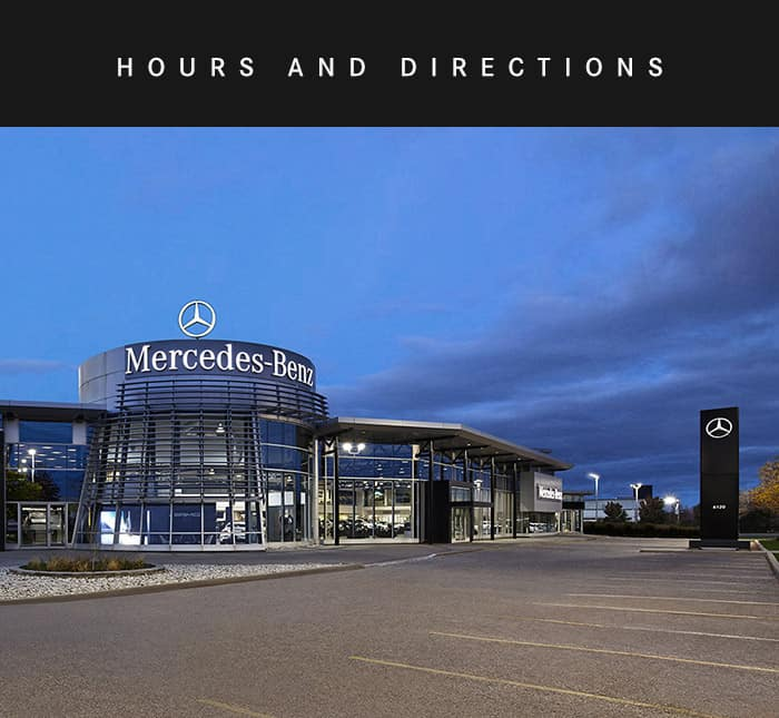 Mercedes Benz Mississauga
