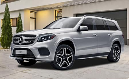 2018 GLS 450 4MATIC SUV