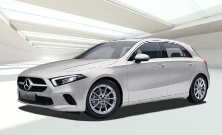 Well-equipped 2019 A 250 4MATIC Hatch with Premium Package & Navigation