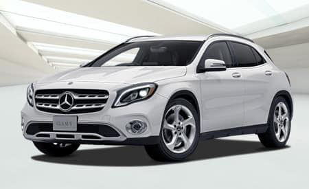 Well-equipped 2019 GLA 250 4MATIC with Premium Package & Navigation