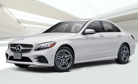 Well-equipped 2019 C 300 4MATIC Sedan with Premium & Sport Packages