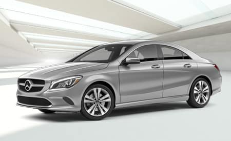 Well-equipped 2019 CLA 250 4MATIC<br>with Avantgarde Package & Navigation