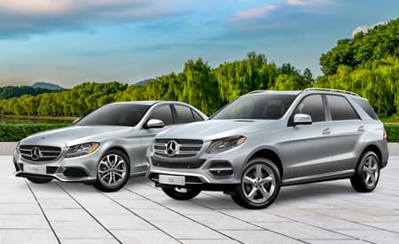 Select 2015-2018 <br>Certified Pre-Owned Models