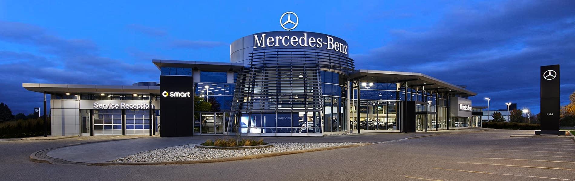 Mercedes Benz Dealership >> Mercedes Benz And Used Car Dealer Mercedes Benz Mississauga