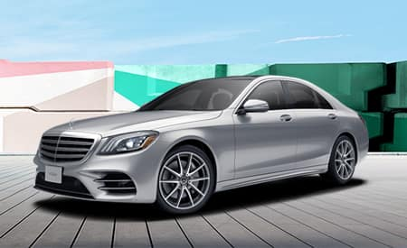 Cash Purchase Offer: <br>2019 S-Class Models