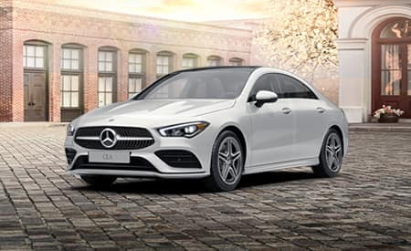 2020 CLA 250 4MATIC Coupe