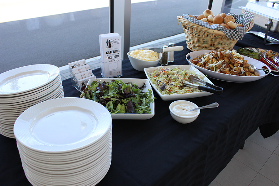 Client Appreciation Lunch