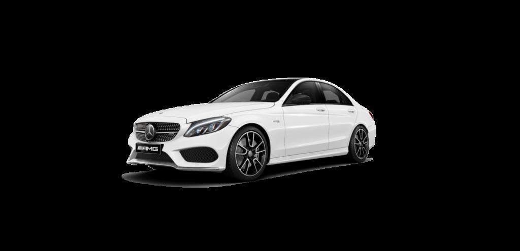 2017 Mercedes-Benz C 43 4MATIC AMG Sedan