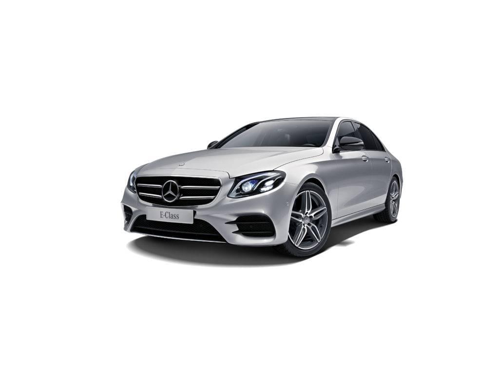 2017 Mercedes-Benz E 400 4MATIC Sedan