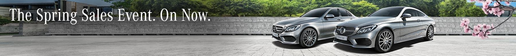 New mercedes benz car specials richmond mercedes benz for Mercedes benz nanaimo
