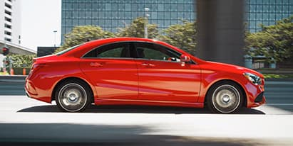 2018 CLA 250 Coupe <br><small>Stock Number 196430</small>