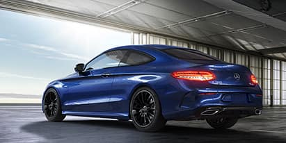 2018 C-Class Coupe