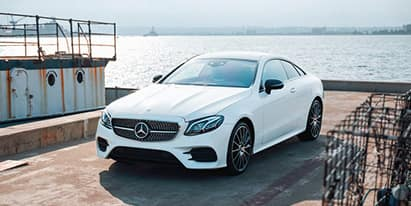 2018 E-Class Coupe <br><small>Stock Number 191250</small>