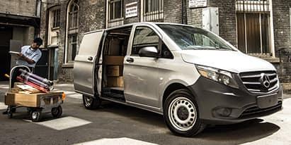 2018 Metris Cargo Van<br><small>Stock Number 589830</small>