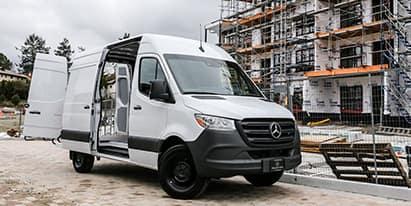 2019 Sprinter Diesel Cargo and Crew Vans