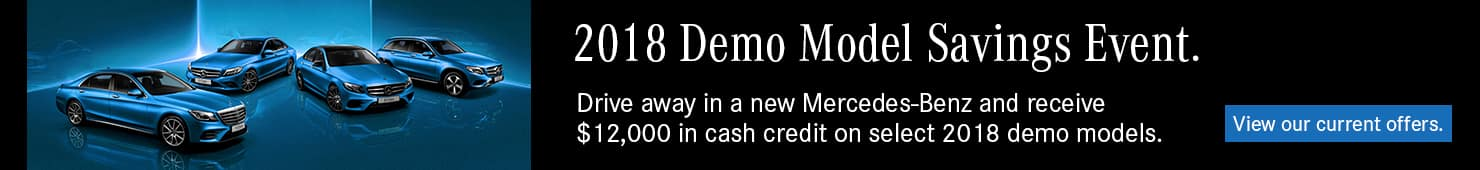 Demo Inventory Banner - Pre-Owned Page