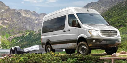 2019 Sprinter Passenger 170 Van