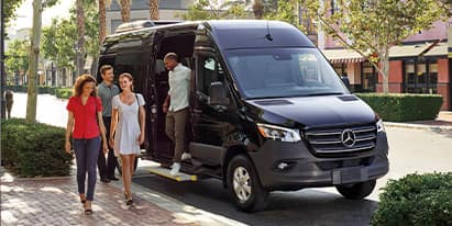 Associations - Receive an additional $500 Off any in-stock Mercedes-Benz Van if you are an active member of any professional association*